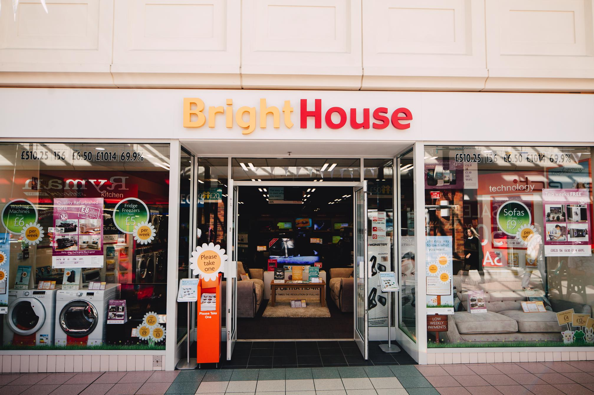 Bright house promenades shopping centre bridlington for Right house